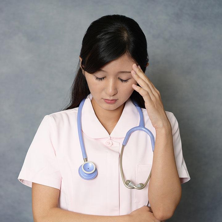 向いていない看護師